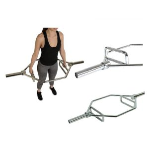 HEXAGONAL SQUAT BAR